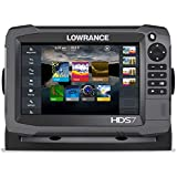 Lowrance 000-11785-001 HDS-7 GEN3 Insight Fishfinder/Chartplotter with Insight USA and 83/200KHz Transducer