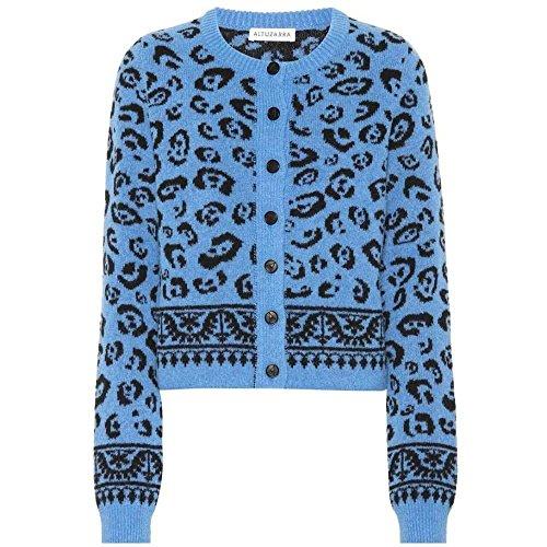 (アルチュザラ) Altuzarra レディース トップス カーディガン Meknes leopard wool-blend cardigan [並行輸入品]