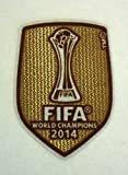 fifa champions patch - REAL MADRID FIFA CLUB WORLD CHAMPION 2014 RONALDO BENZEMA BALE JAMES PATCH,BADGE,PARCHE by Unknown