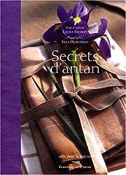 Secrets d'antan