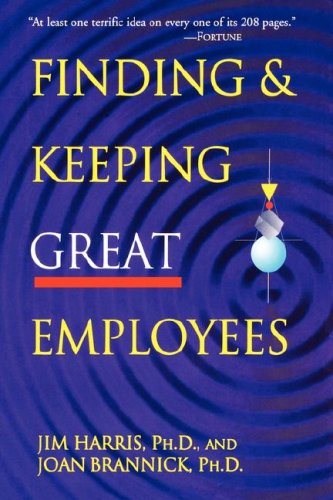 Download Finding & Keeping Great Employees pdf epub
