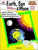Earth, Sun and Moon, Grades 3-6, Robert De Weese, 1557992975