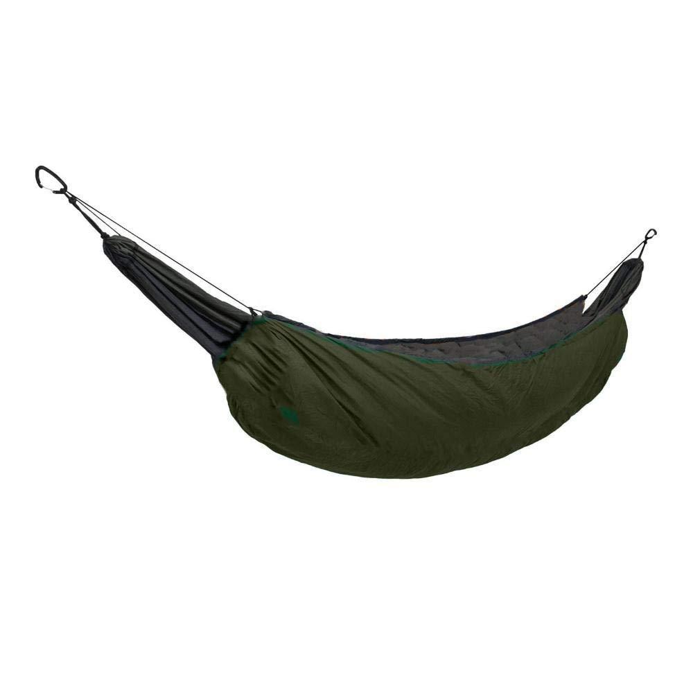 Y-YT Reise Camping Hängematte Outdoor-Camping Winter einzelne thermische Abdeckung Winddicht warm Baumwolle Hängematte 230  110cm