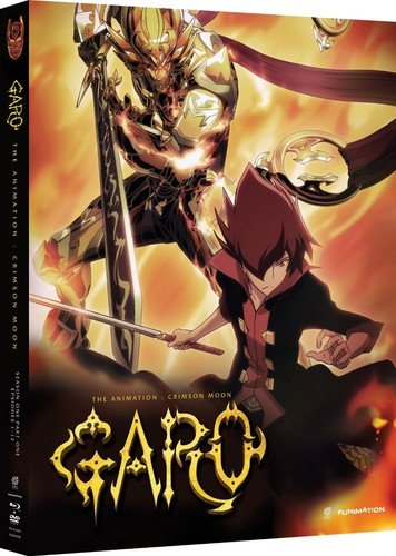 Garo:The Animation: Season 1, Part One (Blu-ray?DVD Combo)