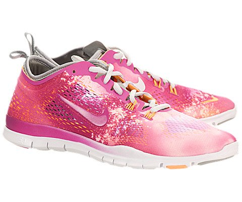 Islas del pacifico Aprovechar Perversión  Nike Women's Free 5.0 TR Fit 4 PRT - Whi- Buy Online in China at Desertcart