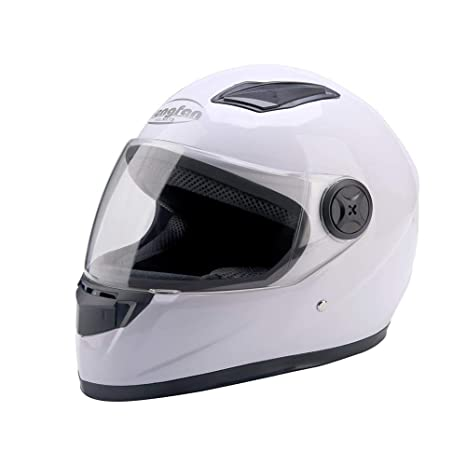 99aad3d8a7f Motocicleta casco protector cálido casco motor moto invierno  Amazon ...
