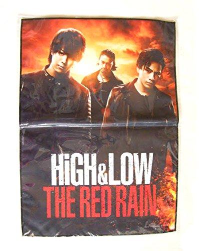 HiGH&LOW THE RED RAIN マイクロファイバータオルの商品画像