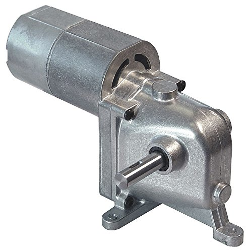 AC/DC Gearmotor, 24 rpm, 115V, Open Vented by Dayton
