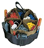 Custom LeatherCraft 1148 22-Pocket Drawstring BucketBag