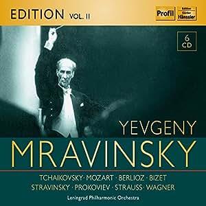 Yevgeny Mravinsky Edition 2