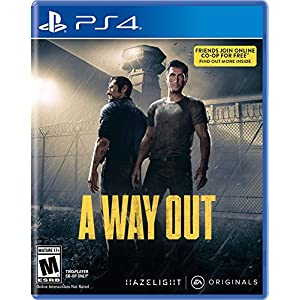 A Way Out – PlayStation 4