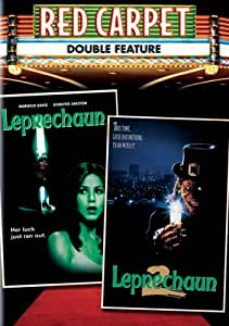 Red Carpet Double Feature: Leprechaun/Leprechaun 2 [Import]