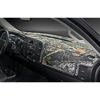 Chevrolet Suburban 2007-2014 Velour Dash Board Cover Mat Oak
