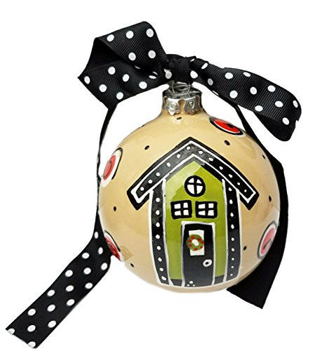 Home For The Holidays Ceramic Ornament by Magnolia Lane