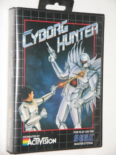 Cyborg Hunter