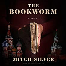The Bookworm Audiobook by Mitch Silver Narrated by Kate Reading