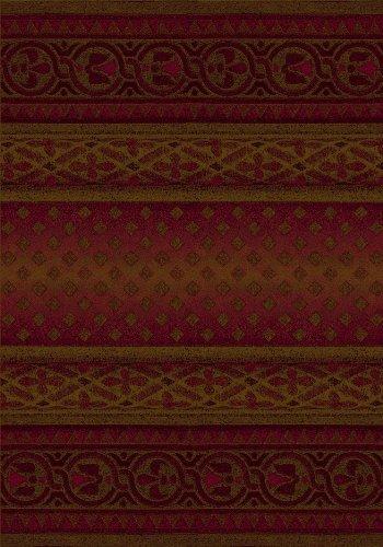 Signature Mohavi Brick Rug Rug Size: 3'10