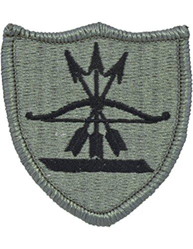 North Dakota National Guard ACU Patch - Foliage Green
