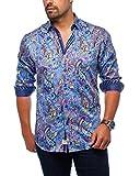 Peter Louis The Paisley Beatles Shirt (Large)