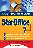 img - for Das gro  e Buch StarOffice 7 book / textbook / text book