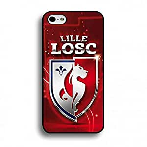 Unique Design Losc Lille Logo Phone Funda For iPhone 6 Plus/iPhone 6S&Plus(5.5inch) Tlosc Lille Logo Funda Cover
