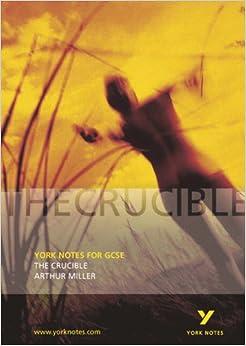 The Crucible (York Notes)