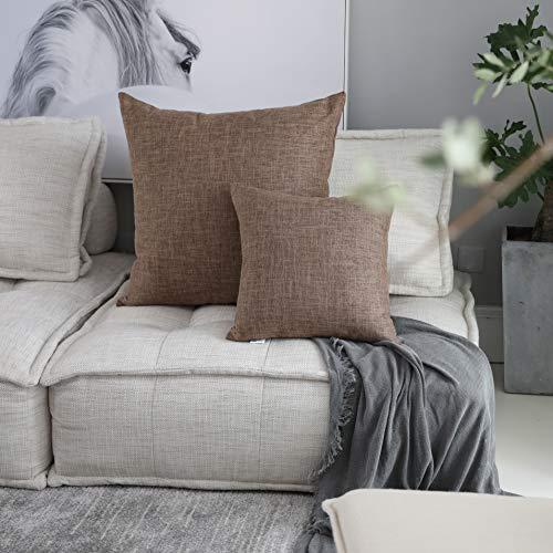 Galleon Kevin Textile Decorative Linen Pillow Cover Square Euro