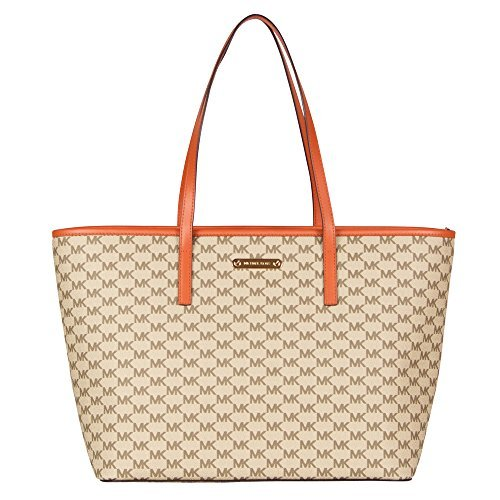 Michael Kors Orange Handbag - 5
