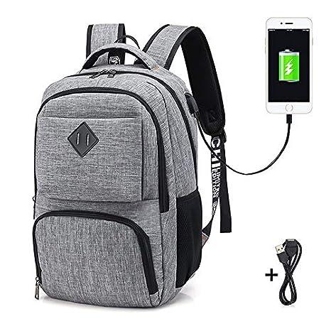 Amazon.com: Mochila para portátil de viaje largo 16 inch ...