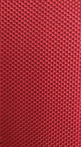 Black 2520 Denier PU Coated Waterproof Ballistic Nylon Fabric by The Yard/ Black