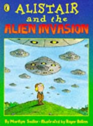 Alistair and the Alien Invasion (Picture Puffin)