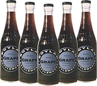 product image for Boylan Bottleworks Grape Soda, 12 Oz (12 Glass Bottles)