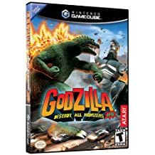 Godzilla: Destroy All Monsters Melee - GameCube