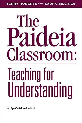The Paideia Classroom