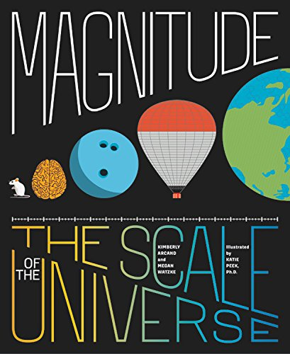 Magnitude: The Scale of the Universe cover