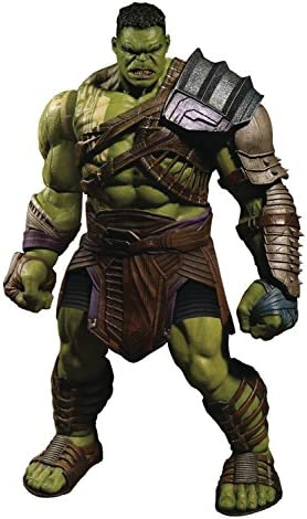 Mezco Toys One 12 Collective Marvel Thor Ragnarok Gladiator Hulk Action Figure