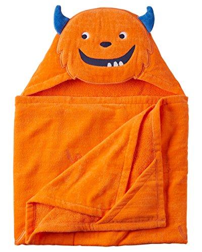 Carters Baby Boys Hooded Towel