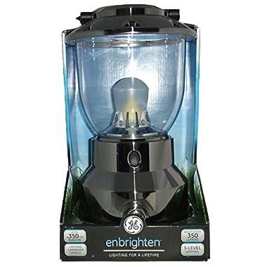 GE Enbrighten 360 Bright White Lantern, 500 Lumens