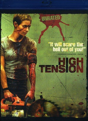 Blu-ray : High Tension (Director's Cut) (Director's Cut / Edition, Unrated Version, Dubbed, Widescreen)