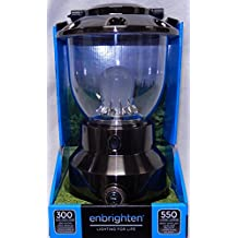 Ge General Electric Licensed Enbrighten Super bright LED Camping Emergencies Outdoor Lantern
