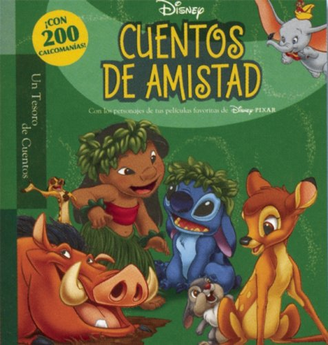 Download Disney Tesoro de cuentos: Cuentos de amistad (Disney tesoro de cuentos / Disney Treasury of Tales) (Spanish Edition) pdf