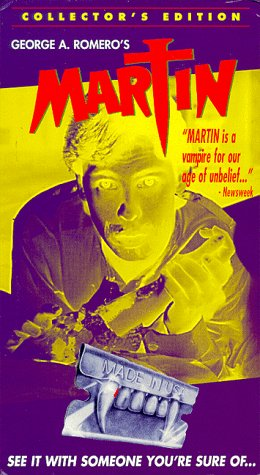 Martin (1978) Accumulator's Edition [VHS]