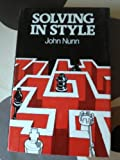 Solving in Style, John Nunn, 0047940204