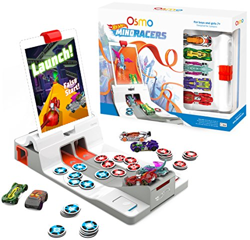 (Osmo Hot Wheels MindRacers Kit (iPad base included))