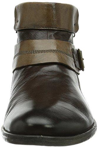 s.Oliver 15406 - Botines Hombre Cigar Comb 306