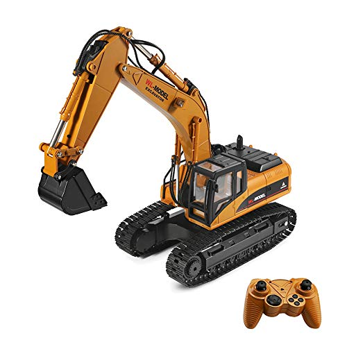 GoolRC WLtoys XKS 16800 RC Excavator, 1:16 Scale