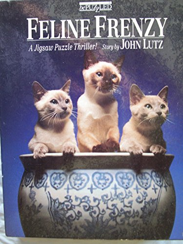 Feline Frenzy-be Puzzled Jigsaw Mystery (Bepuzzled Mystery Games)