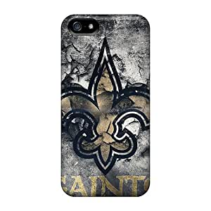 Top Quality Rugged New Orleans Saints Cases Covers For Iphone 5/5s