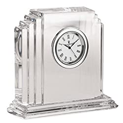 Waterford Crystal Metropolitan Small Clock