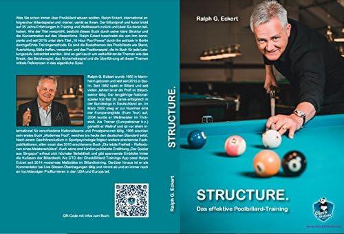 Ralph G. Eckert Structure. El Entrenamiento Efectivo de Billar de ...